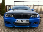 BMW E46 M3 Turbo Poza 2